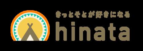 hinataのロゴ