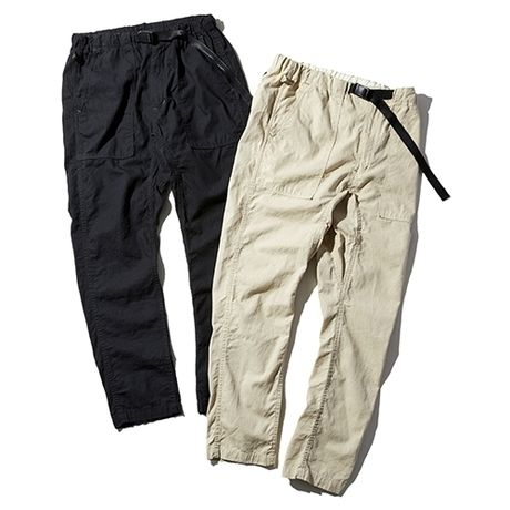 GOHEMP×GO OUT BAKER CHILL PANTS