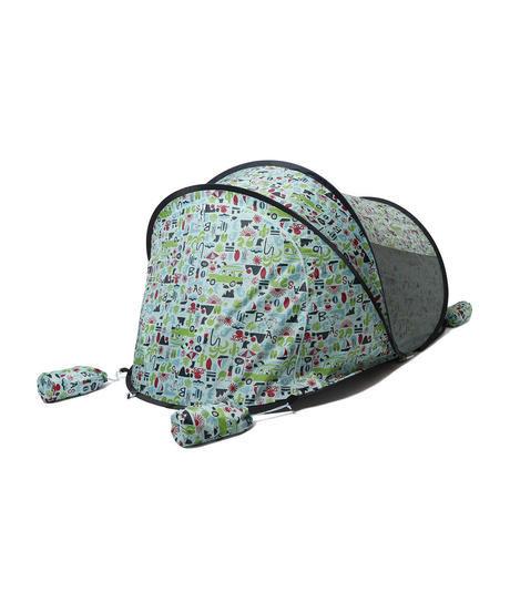 BEAMS×Colemanコラボの小型テント