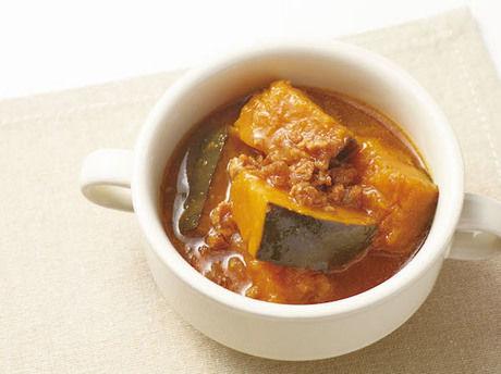 コトコト野菜缶のかぼちゃのチリソース