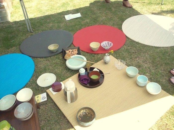 アバンギャルド茶会が開催したチャンピング