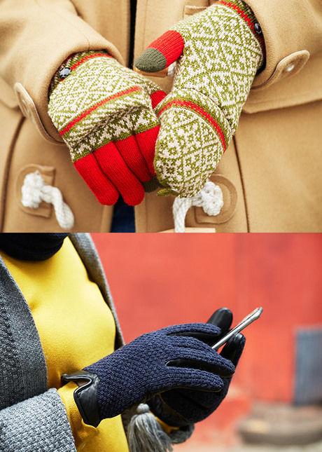 エヴォログの手袋