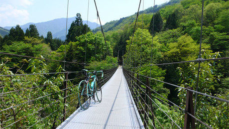 久保吊り橋