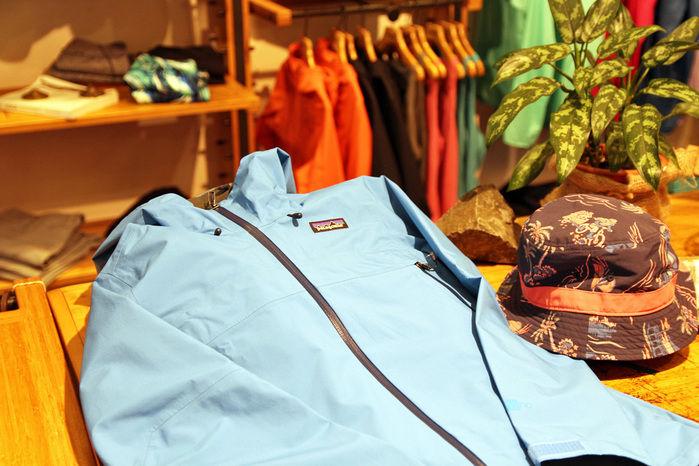 パタゴニアの定番モデルのジャケット