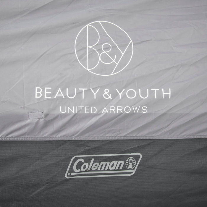 BEAUTY&YOUTHとColemanのロゴ