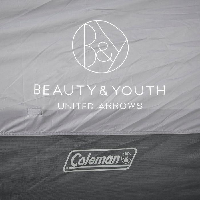 BEAUTY&YOUTHとColemanのロゴ