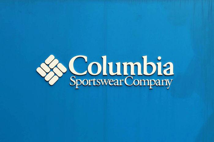 コロンビアのロゴ