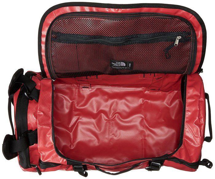 TPEファブリックラミネート製の生地のノースフェイスのダッフルバッグ