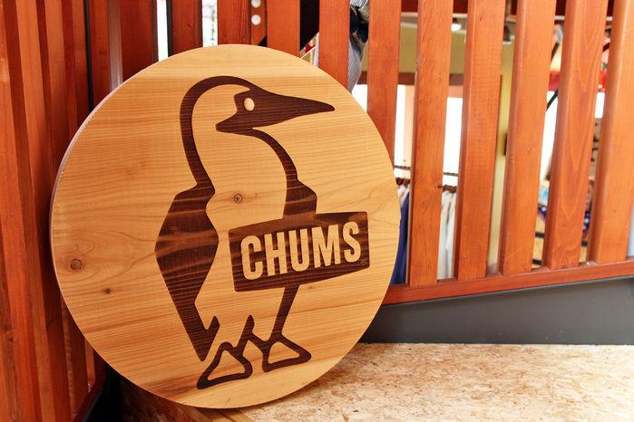 チャムスのロゴ