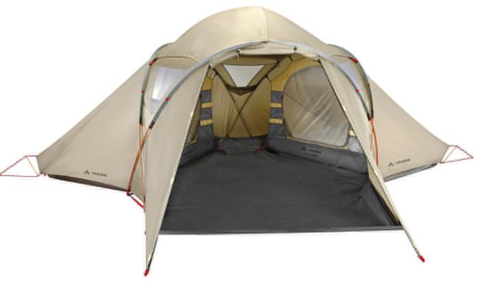 ファウデのテント