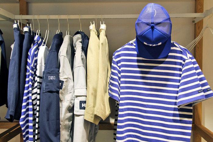 ヘリ―ハンセンのTシャツ