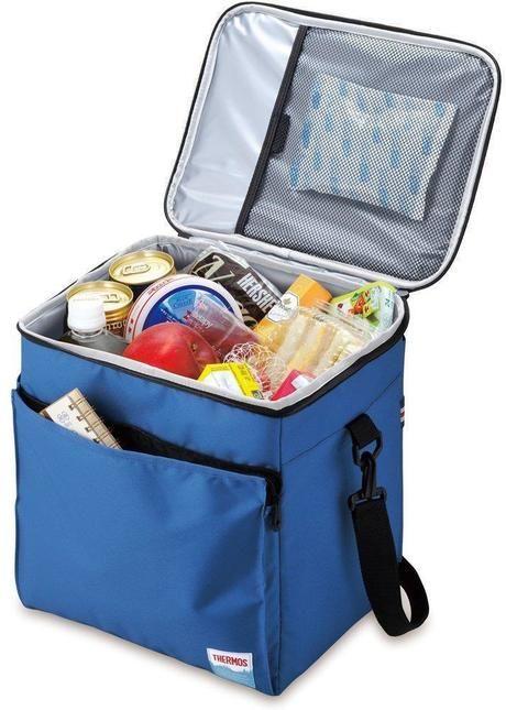 大容量のサーモスの保冷バッグ