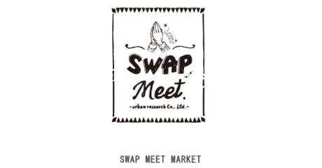 SWAP MEET MARKETのロゴ