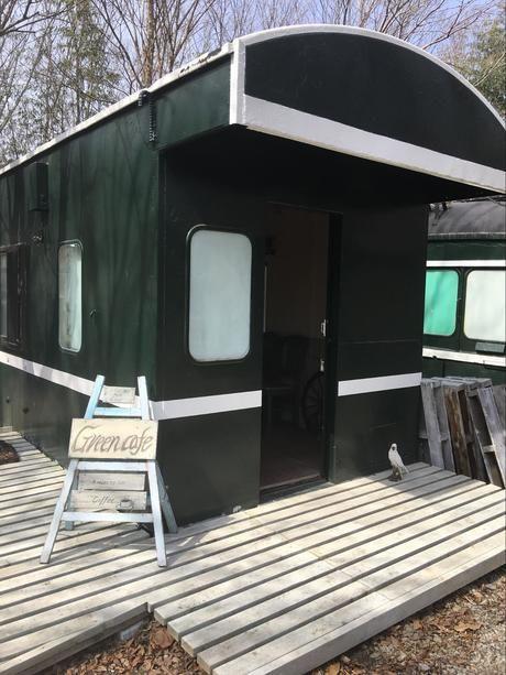 長瀞オートキャンプ場のコーヒールーム