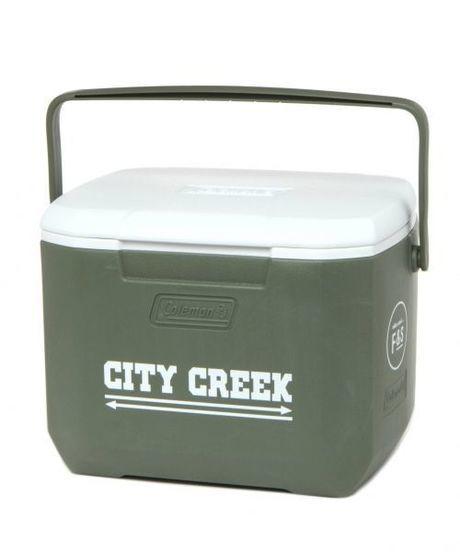 ニコアンド×コールマンのコラボギア、オリジナル CITY CREEKクーラーボックス