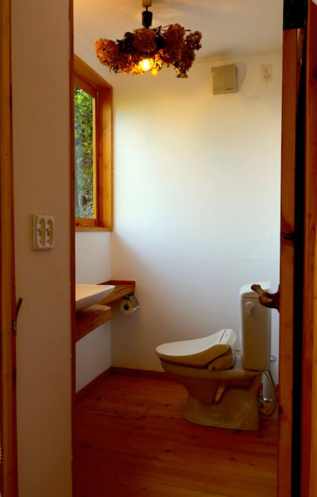 ウッドランド ボシーのトイレ