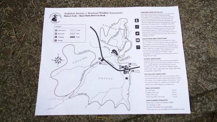 サンクチュアリのマップ