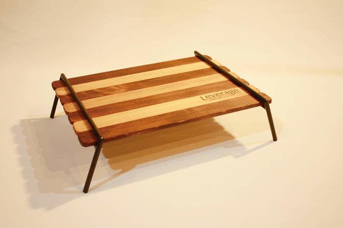 レバレッジのソロテーブル