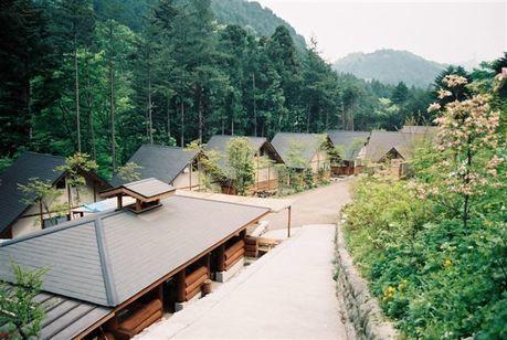 東京で大自然を満喫 あきる野市にある コテージ森林村 の魅力とは