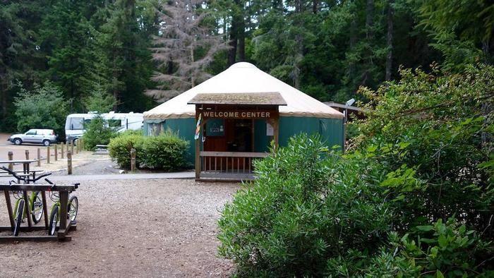 ジェシー・M・ハニーマン記念州立公園のキャンプ場