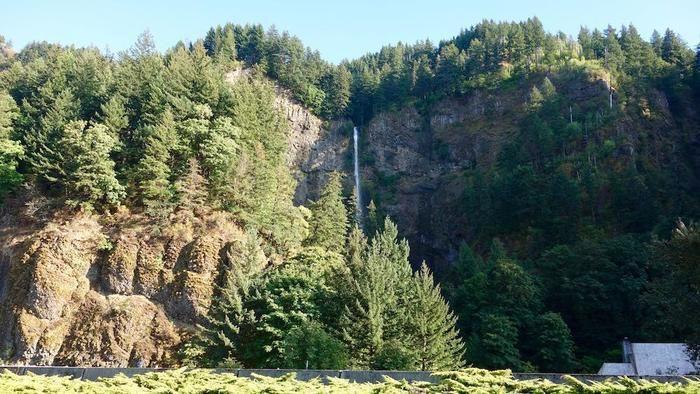 コロンビア川渓谷の始まりの地点