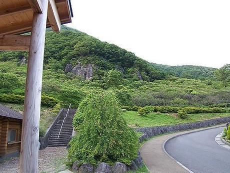スタート地点の幕山公園