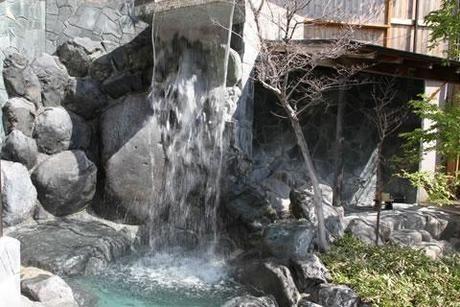 ゆとろ嵯峨沢の湯