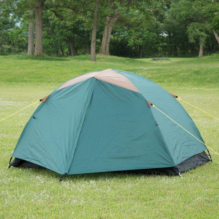 バンドッグのドームテント