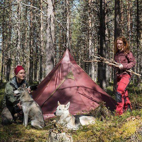 森の中のテンティピ オニキス 7 CP