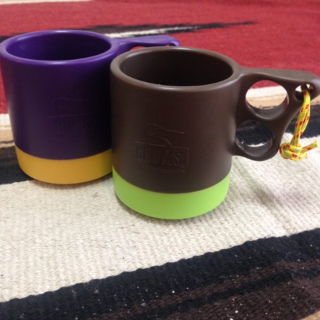チャムスのマグカップ