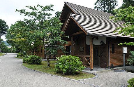 奥伊勢フォレストピア宮川山荘のコテージ