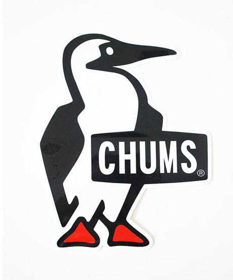 チャムスのブービーバードのロゴ