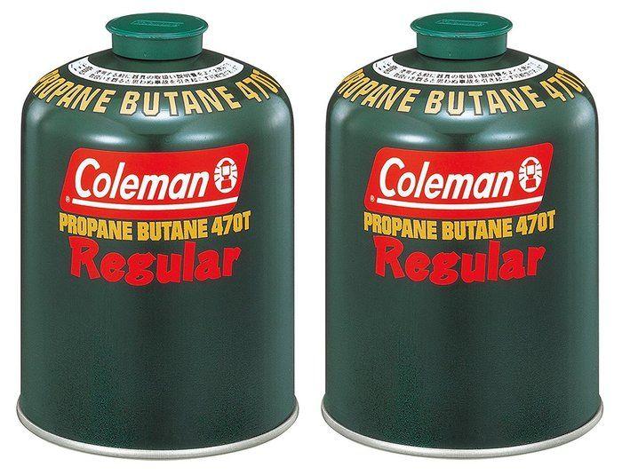 コールマンのOD缶の画像