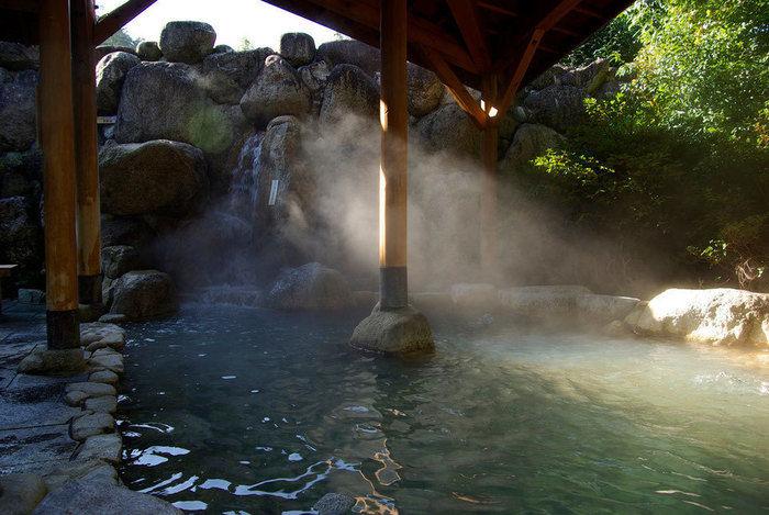 「きなりの郷」下北山スポーツ公園キャンプ場のきなりの湯