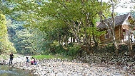 小森キャンプ場