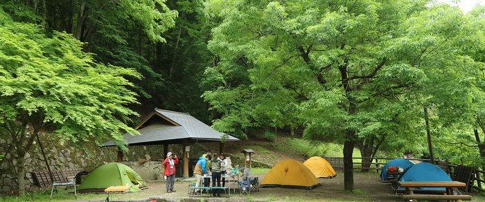 東京都立奥多摩湖畔公園