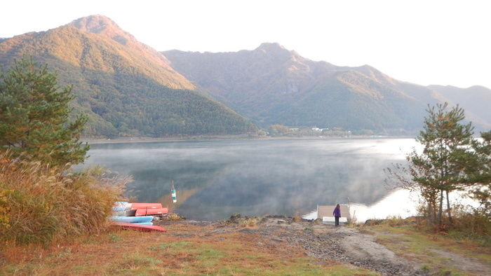 PICA 富士西湖の景観