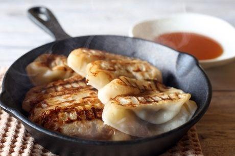 羽つき焼き餃子