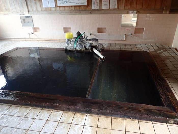中尾の湯の温泉