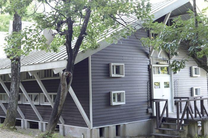 神戸三田アウトドアビレッジTEMILのコテージ