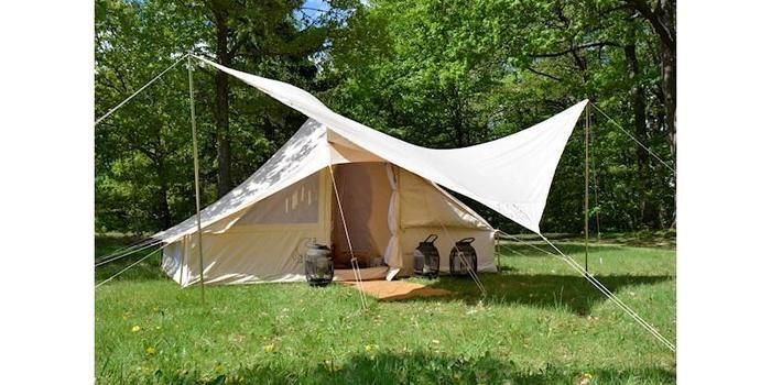 ノルディスクのテント