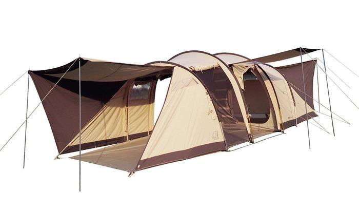 レガシーモデルのテントの写真