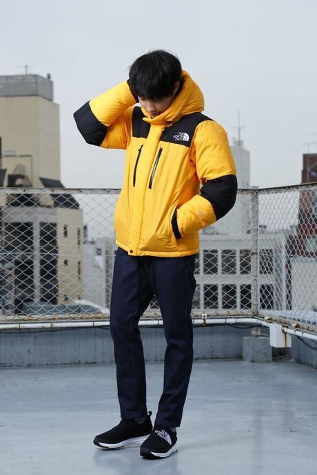 バルトロライトジャケットのコーデ