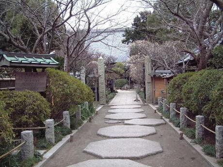 宝戒寺の外観