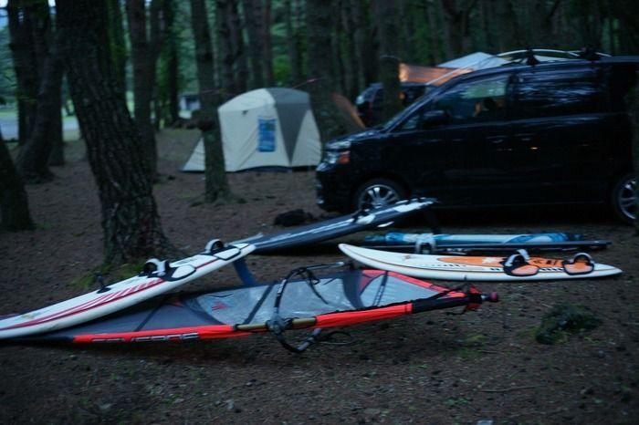 ウィンドサーフィンのボード