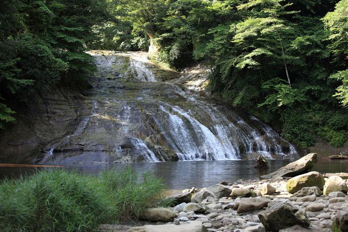 養老渓谷の滝
