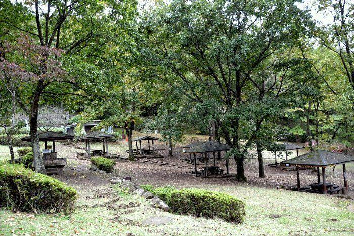 七沢森林公園バーベキュー場