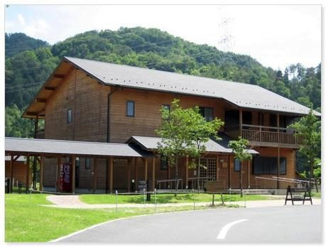 STHILの森京都の建物