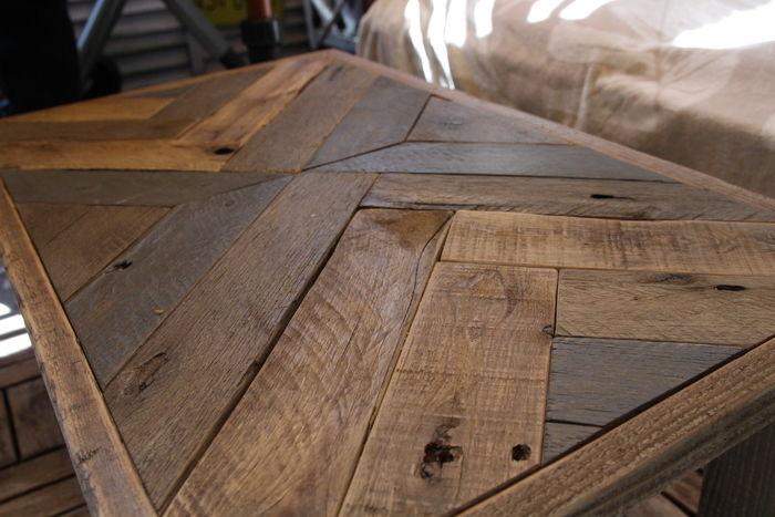 オーダーメイドのローテーブル
