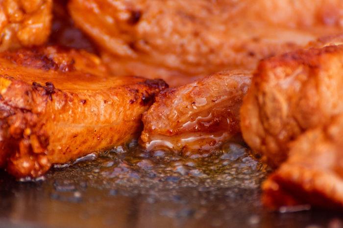 豚肉のビール煮